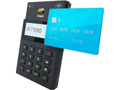 Мобильный эквайринг NFC Ридер Р17