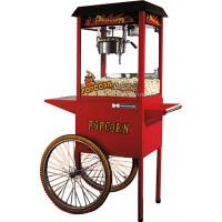 Аппарат для попкорна на тележке Hurakan HKN-PCORN-T