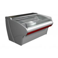 Открытая холодильная витрина Carboma ВХСо-1,25