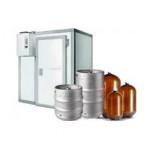 Холодильные камеры для пивных кег