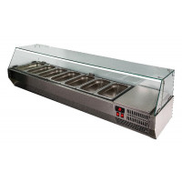 Витрина холодильная POLAIR VT2v-G