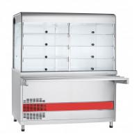 Витрина холодильная Abat ПВВ(Н)-70КМ-С-01-НШ