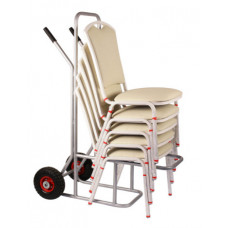 Тележка для банкетных стульев