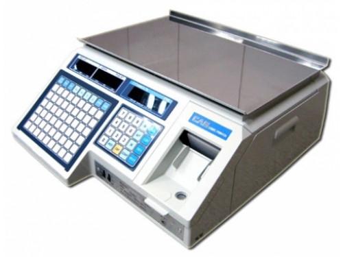 Весы LP-6 с печатью этикетки