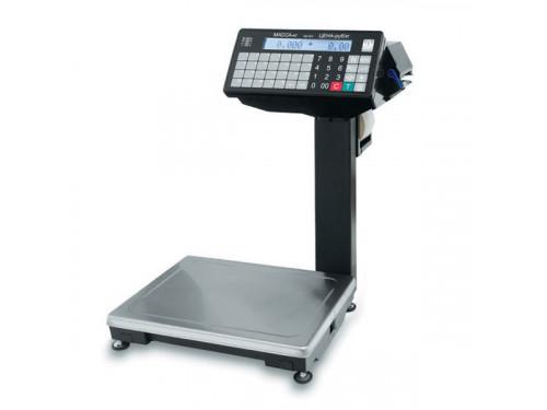 Весы ВПМ-6.2-Ф с печатью этикетки