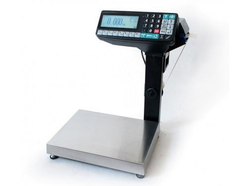 Весы MK-6.2-RP10-1 с печатью этикетки