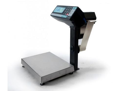 Весы MK-6.2-R2P10-1 с печатью этикетки