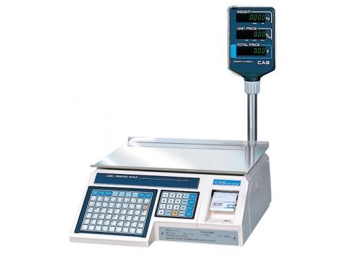 Весы LP-6R с печатью этикетки