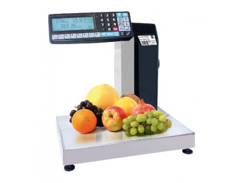 Весы МК-6.2-R2L10-1 с печатью этикетки