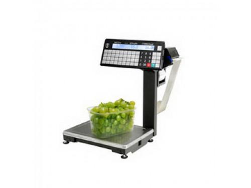 Весы ВМП-6.2-Т1 с печатью этикетки