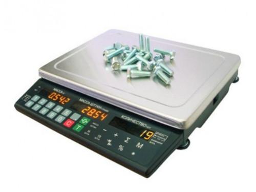 Весы счетные МК-6.2-С21