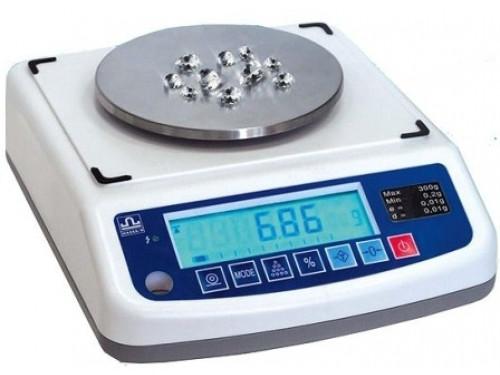 Весы лабораторные Масса-К BK-150.1
