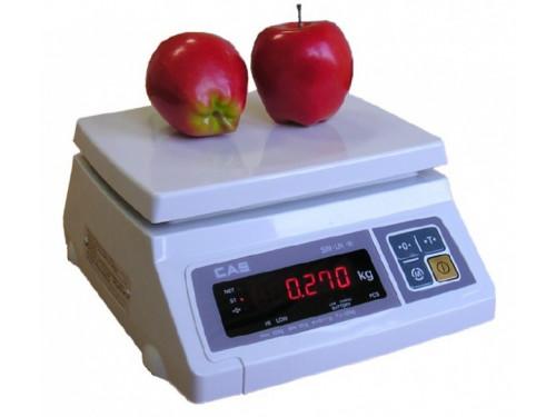 Весы фасовочные CAS SWII–5