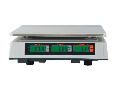 Весы торговые M-ER 327-15.2 LCD