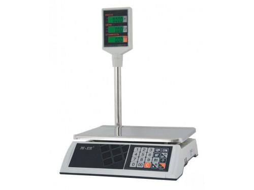 Весы торговые M-ER 327P-15.2 LCD
