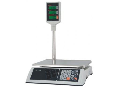 Весы торговые M-ER 327P-15.2 LED
