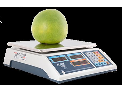 Весы торговые M-ER 322C-15.2