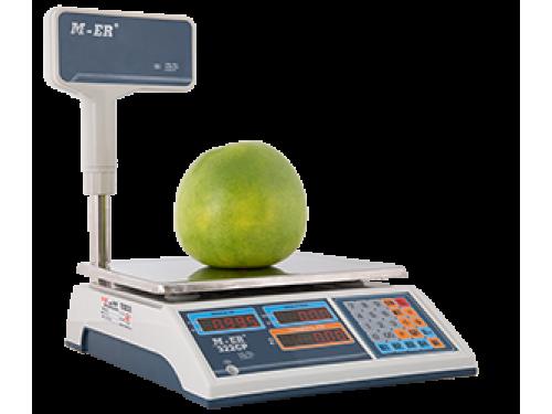 Весы торговые M-ER 322CP-15.2