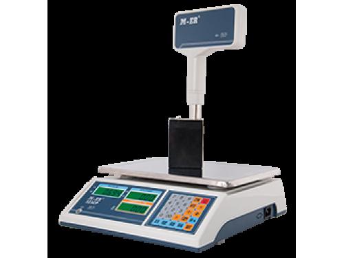 Весы торговые M-ER 323CP-15.2
