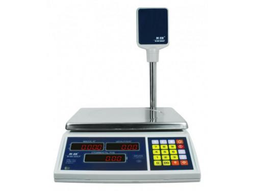Весы торговые M-ER 324P-15.2