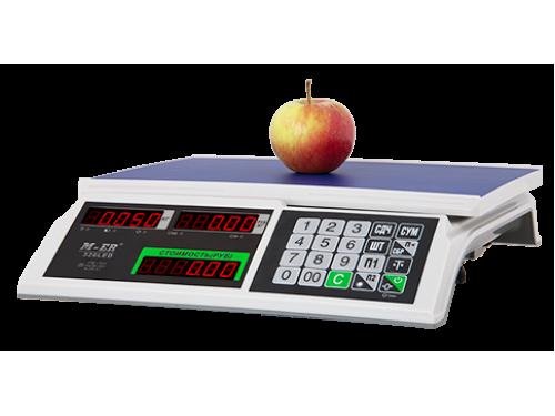 Весы торговые M-ER 326-15.2 LED