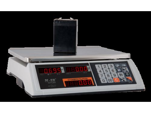 Весы торговые M-ER 327-15.2 LED