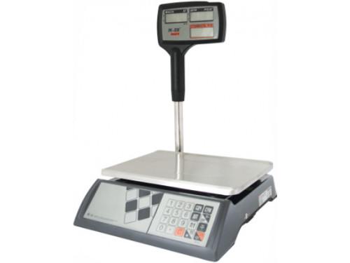 Весы торговые M-ER 327ACPX-15.2 LED