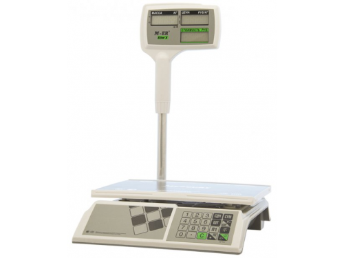 Весы торговые M-ER 326ACPX-15.2
